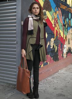 Style Stories | New York: Luxe Layers