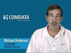 Comdata   Customer Testimonial - Mike Anderson, Controller at FleetNet America