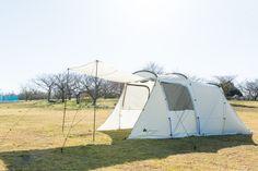 ロゴス グランベーシックシリーズ 〜待ち焦がれたトンネルドームの衝撃〜 | キャンプ大好き!CAMPIC