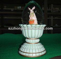 pasen konijn sneeuwbollen souvenir-afbeelding-hars ambachten-product-ID:707538543-dutch.alibaba.com