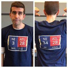 Haha I would so buy this shirt 👚 Football Memes, Sports Memes, Nfl Football, Patriots Team, New England Patriots Football, New England Patriots Merchandise, Go Pats, Superbowl Champions, Boston Strong