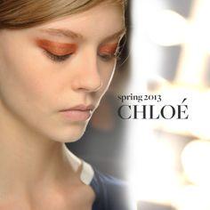 Backstage Confidential: Chloé Spring 2013