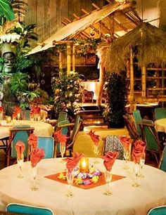Find This Pin And More On Tropical Wedding Inspiration Don The Beachcomber S