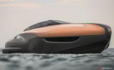 2017 Lexus Sport Yacht Concept