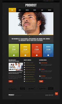 Шаблон TM45504 Тип: Шаблоны Joomla $75