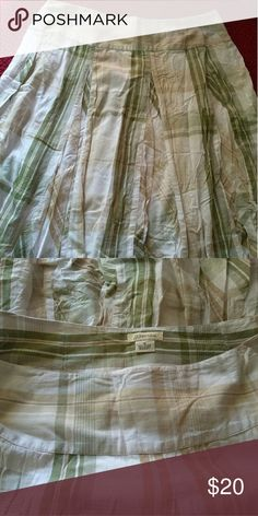 St jhon's Bay women/skirts Perfect condition never used. St. John's Bay Skirts