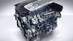 2015 Mercedes-Benz S65 AMG Coupe V12 engine cutaway
