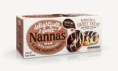 Nanna's — The Dieline - Branding & Packaging