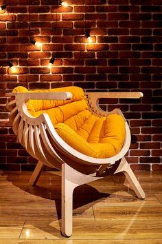 Entspannen Holzmöbel Holzstuhl, Möbel, Sessel, Sitzmöbel, Holz, Holz, Stuhl Möbel, CNC-Möbel, Loft, Stuhl