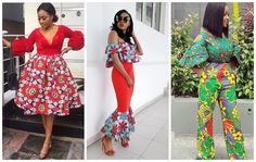 Ankara fashion is taking the lead and run by fashion slayers! Check out these hot styles here!