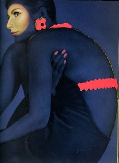 Vogue 1966, photographer Hiro Repinned by www.lecastingparisien.com