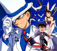 Detective Conan - Characters