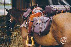 O'Bryan waterproof saddlebags by Comancheros.