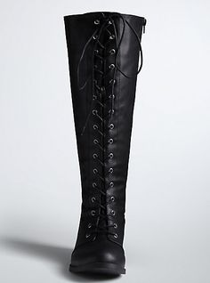 20d8820192f4 Lace Up Tall Riding Boots (Wide Width   Wide Calf)Lace Up Tall Riding