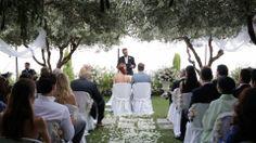 Simbolic wedding at Hotel Caruso in Ravello