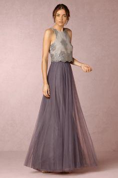 Hydrangea Louise Tulle Skirt | BHLDN