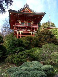 Japanese Tea Garden - San Francisco