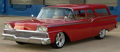 59 Ranch Wagon