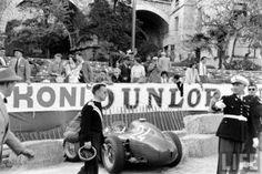 1956 GP de Monaco - Ferrari