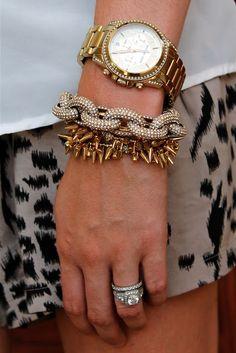 Wake Up Your Wardrobe What I Wore: Olivia Palermo Inspired Leopard Shorts