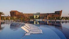 HOTEL NOAH S ARK DELUXE HOTEL AND SPA / Cyprus, Severný Cyprus, Bafra