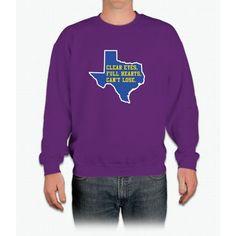 Clear Eyes, Full Hearts, Can't Lose – Friday Night Lights Crewneck Sweatshirt