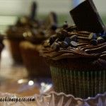 How to Make Chocolate Nutella Cupcakes  http://blog.dorafashionspace.com/how-to-make-chocolate-nutella-cupcakes/