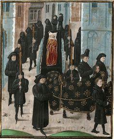Richard2 funeral https://upload.wikimedia.org/wikipedia/commons/thumb/4/4c/Richard2funeral.jpg/844px-Richard2funeral.jpg