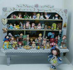 Tumima Dolls de Marisa Madejón. Pull Wagon, Raggedy Ann And Andy, Toys Shop, Red Riding Hood, Bunny, Easter, Halloween, Christmas, Inspiration