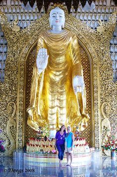 Buddist Temple - Penang Malaysia