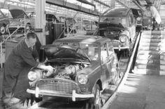 Morris Mini Minor Oxford - 1959.