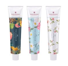 Design packaging for a tube format