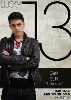 Clark Merced as Raine Montecillo - Mr. Sunshine Lucky 13 Talk Back You're Dead Cast Boys Names All Names Pictures Information Videos Name Pictures, Funny Pictures, Talking Back, You're Dead, All Names, Gangsters, Local Artists, Random Stuff, Sunshine