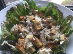 My favourite Caesar salad