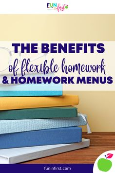 A few years ago, I had the bright idea to try out a new homework format: homework menus! Ever since I incorporated homework menus into my classroom routine, I knew there was no going back. My students and their parents absolutely love the option of flexible homework. It's something every teacher should consider using with their class! #Homework #FirstGrade #1stGrade Grade 1, First Grade, Classroom Solutions, Classroom Routines, Do Homework, Bright Ideas, After School, Flexibility, Benefit