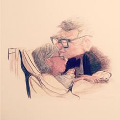 """Disney Through The Ages: Day 240: """"Thanks for the adventure; Now go have a new one! Love, Ellie..."""" #Up"""