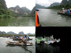 Visit Tràng An in Vietnam