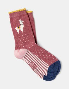 Have a little bit of FatFace with you everyday with our gorgeous range of underwear & socks. We've got long socks, short socks, plain and printed! Llama Socks, Llama Print, Funky Socks, Short Socks, Fat Face, Cotton Socks, Ankle Socks, Sloth, Fashion Advice