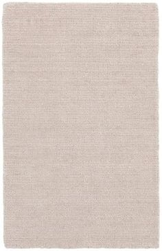 Quartz Pink Woven Viscose/Cotton Rug