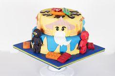 Ninjajo cake