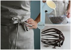 Tips for the perfect ganache.