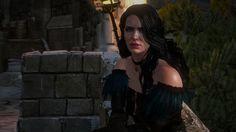 The Witcher Wild Hunt Skellige Yennefer Of Vengerberg