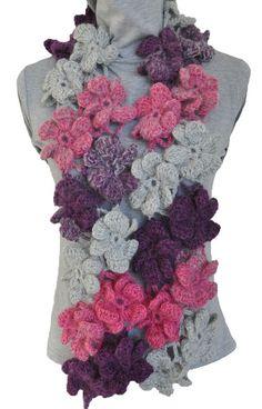 handbags and scarves crocheted super idea!   make handmade, crochet, craft
