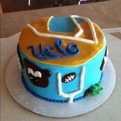 #UCLA #Bruins cake!