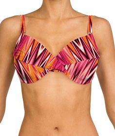 Suit Yourself's > Tops > Swim Systems > Shirred Underwire - 600789432940   Suit Yourself