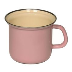 RIESS POT WITH LID PINK 12CM