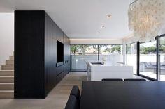 House GFM Marke Most Popular Kitchen Design Ideas on 2018 & How to Remodeling Kitchen Room Design, Modern Kitchen Design, Interior Design Kitchen, Modern Interior Design, Interior Architecture, Black Kitchens, Küchen Design, Design Ideas, Rooster Kitchen Decor