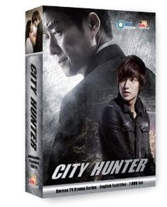 Amazon.com: City Hunter: Lee Min Ho, Park Min Young, Lee Joon Hyuk, Jin Hyuk: Movies & TV