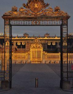 Versailles gates  ireland castles