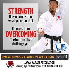 Training Motivation #JKA #Karate